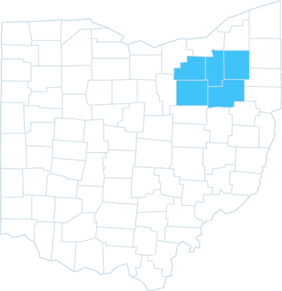 Locators for snow plowing companies in the Akron / Canton area.